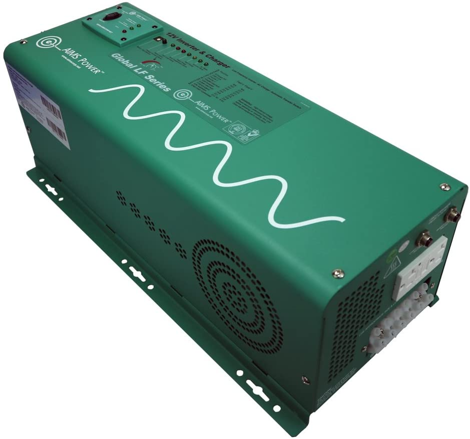 AIMS 2500W Power Inverter Charger