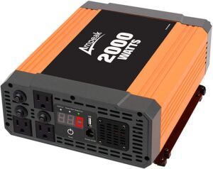 Ampeak 2000W Power Inverter DC12V-TO-AC120V