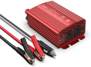 BESTEK 300Watt Pure Sine Wave Power Inverter - ETL listed