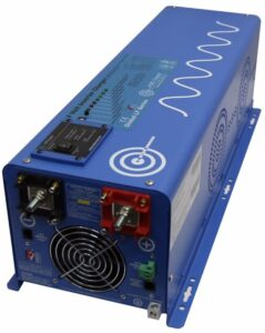 Reviews and helpful text for new customers going to buy AIMS 6000watt inverter
