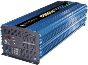 Powerbright inverter 6000w from popular brand