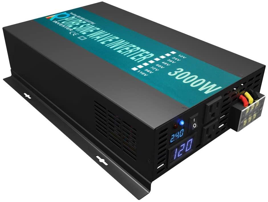Reliable 3000W Solar Power Inverter - reliable solar inverter reviews