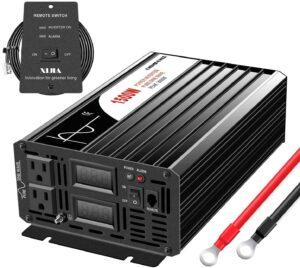 Xijia DC 48V 1500 watts inverter heavy-duty for distant power needs
