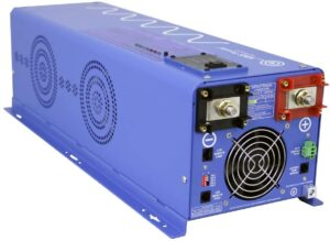 information on AIMS 6000W continuous power inverter