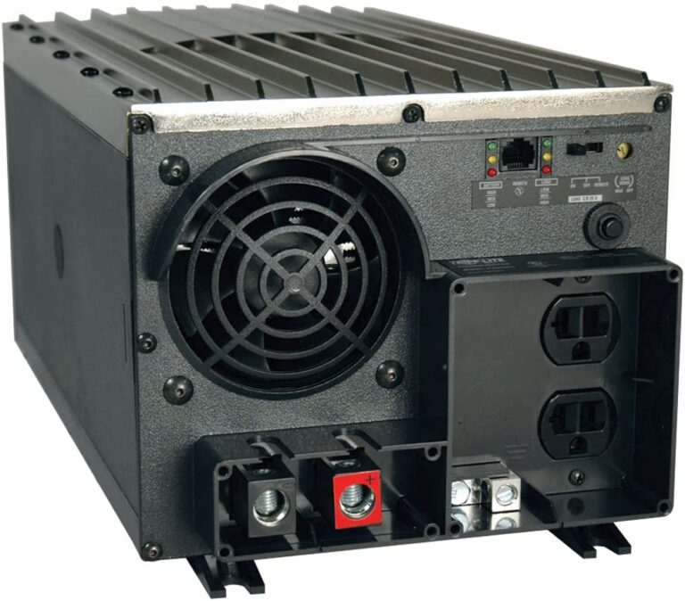 Tripp Lite 2000W Power Industrial Inverter