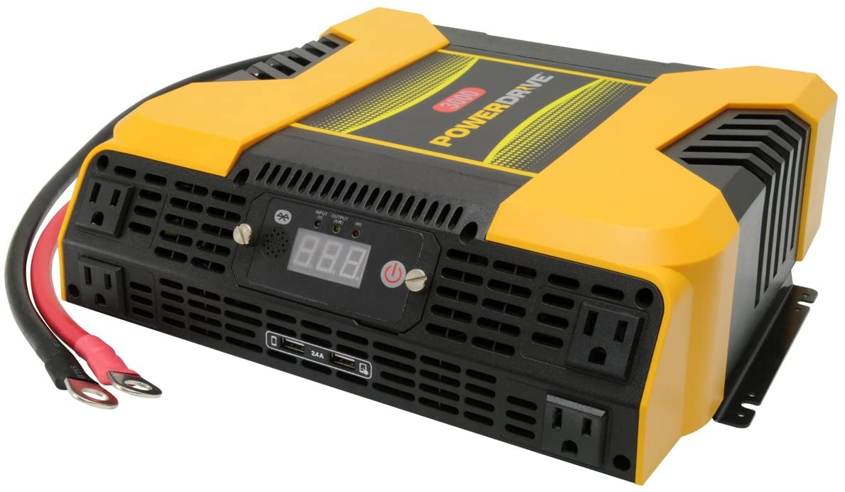 solid 3000W inverter reviews - powerdrive 3000W inverter pd3000