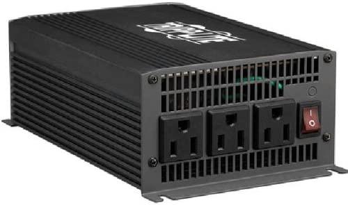 Tripp Lite PV700HF Compact Inverter 700W 12V DC to AC 120V 5-15R 3 Outlet