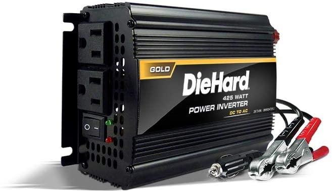 Schumacher DieHard 71496 425/850W Power Inverter