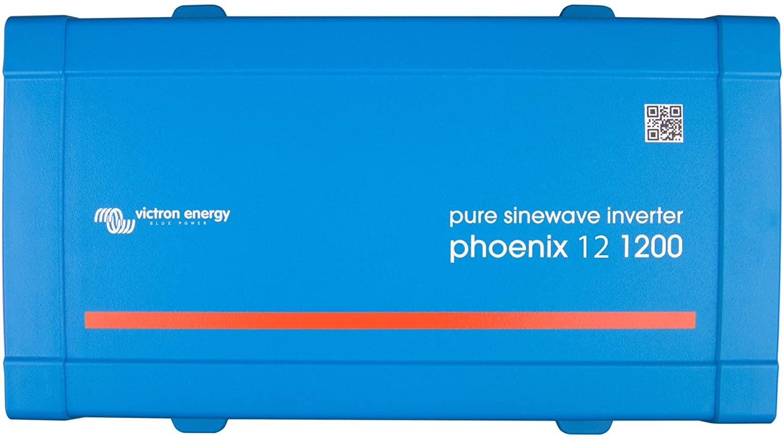 Victron Energy Phoenix 1200VA 12-Volt 120V AC Pure Sine Wave Inverter