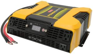 PowerDrive PD3000 power converter in thin design